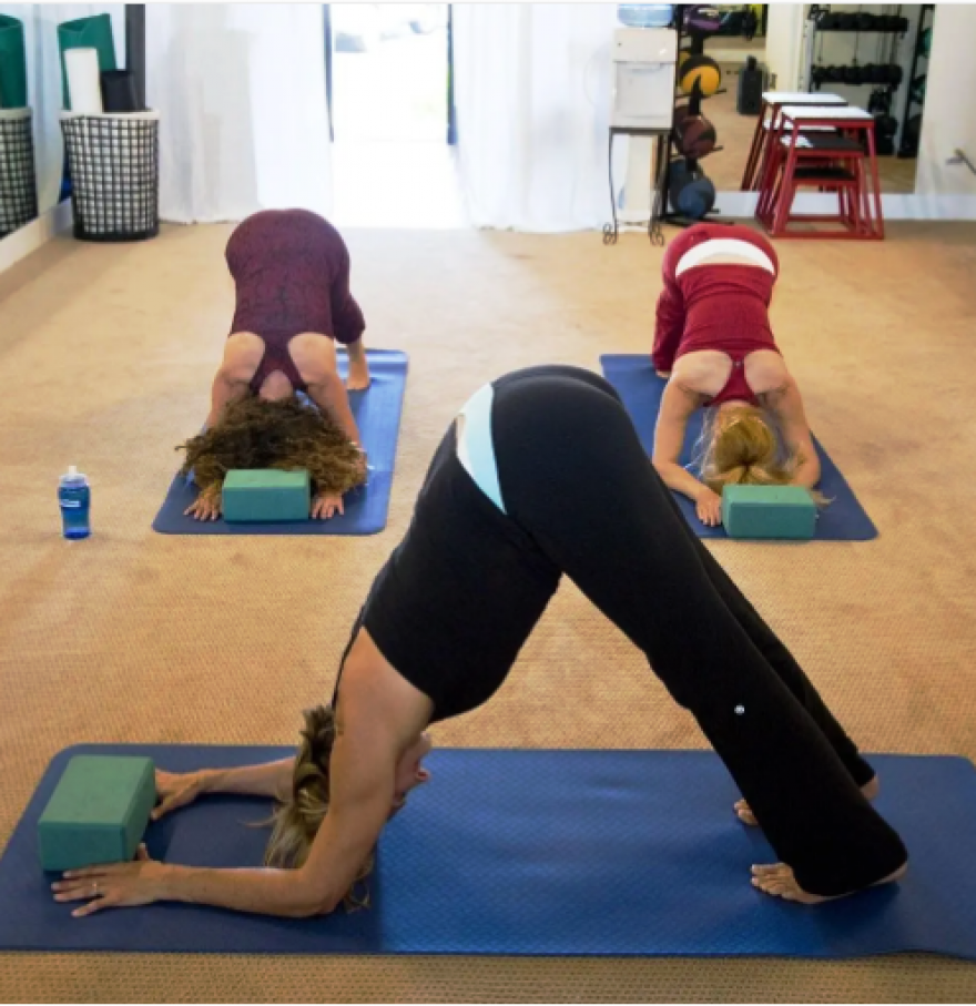 thrive yoga featured